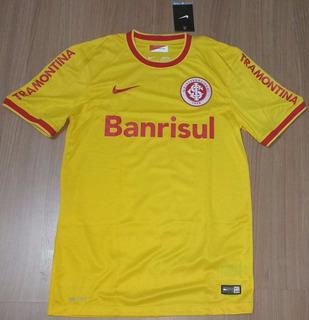 Camisa Amarela Do Internacional D