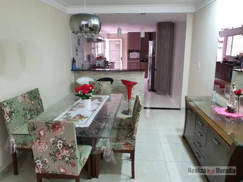 Imagem 1 de 30 de Casa À Venda, 168 M² Por R$ 750.000,00 - Cidade São Francisco - São Paulo/sp - Ca1966