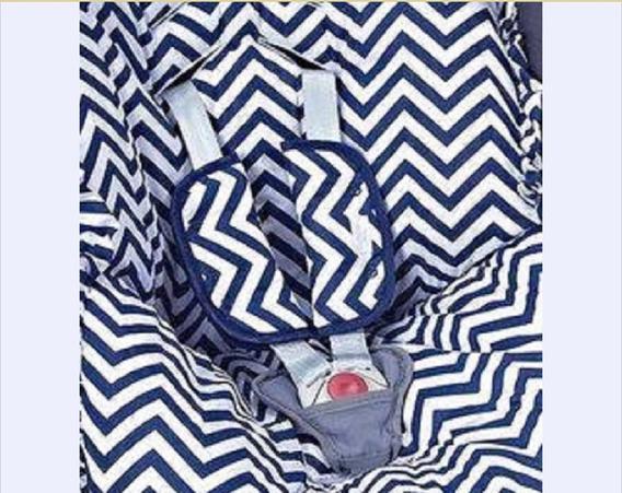Protetor De Cinto Para Carrinho E Para Bebê Conforto