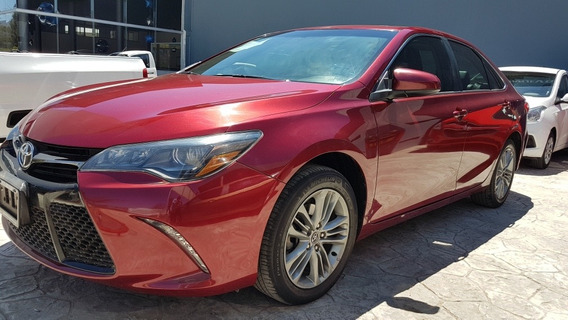 Toyota Camry 3.5 Xse V6 At 2015
