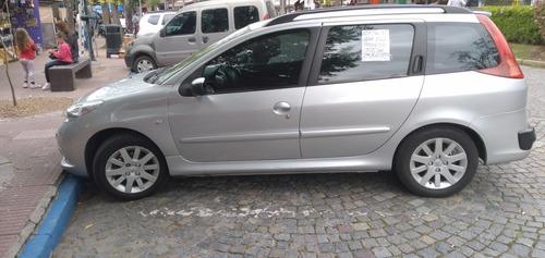 Peugeot 207 Sw Xt 1.6 Nafta Full     I M P E C A B L E !!!