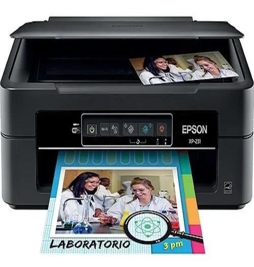 Impressora Epson Xp-231 Wi-fi