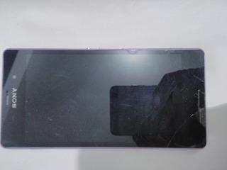 Sony Xperia Z3 Con Pantalla Rota