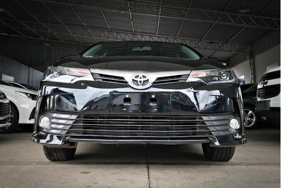 Toyota Corolla Xrs 2.0. Preto 2017/18