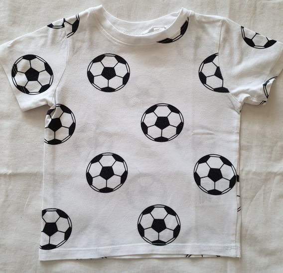 Remera H&m Talle 18 A 24 Meses