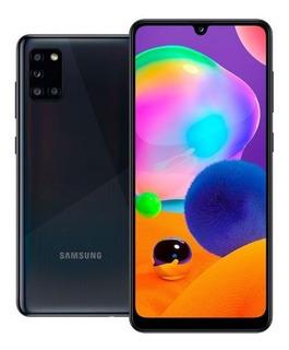 Celular Samsung Galaxy A31 A315 Dual 128gb 4gb Ram Preto