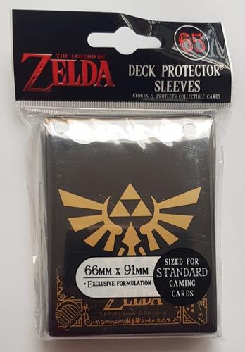Ultra Pro Micas Standard The Legend Of Zelda Hyrule Crest