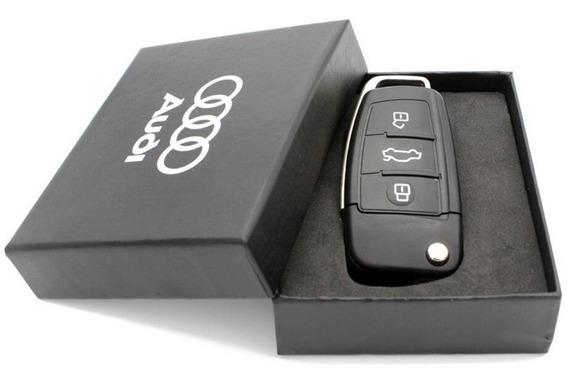 Pen Drive Audi Chave 16gb - 3.0 + Caixa De Presente