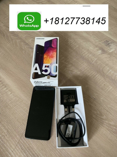 Samsung Galaxy A50 Sm-a505f/ds 128gb Lte Unlocked Nuevo