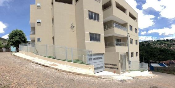 Apartamento Com 3 Quartos Para Comprar No Centro Em Urucânia/mg - 3234
