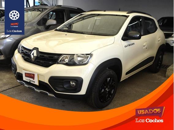 Renault Kwid Outsider 1.0 Mec 5p Jtm490