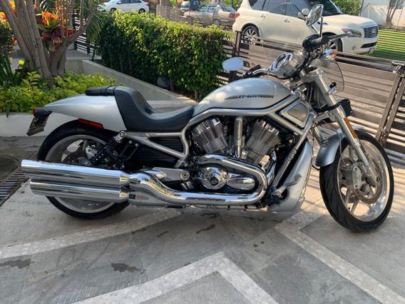 Harley Davidson V Rod Aniversario 10 Años (2012) Nueva
