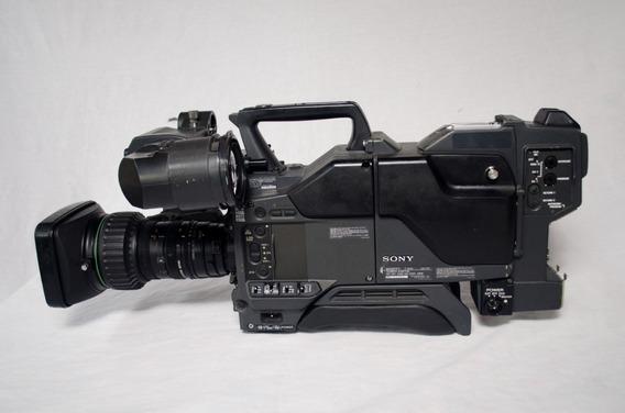 4 Cameras Duas D35 E Duas D537a + Ccu Viewfinder E Cabos