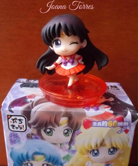 Figuras Petit Chara De Sailor Moon Chibis