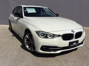 Bmw Serie 3 2.0 330ia Sport Line At 2017 Contacto 5568584387