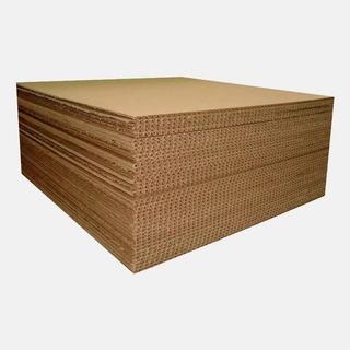 Planchas De Carton Pallet Divisor 1.00x1.20 Mts X10