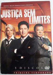 Justiça Sem Limites Original - 1 A 4 Temporadas Completas