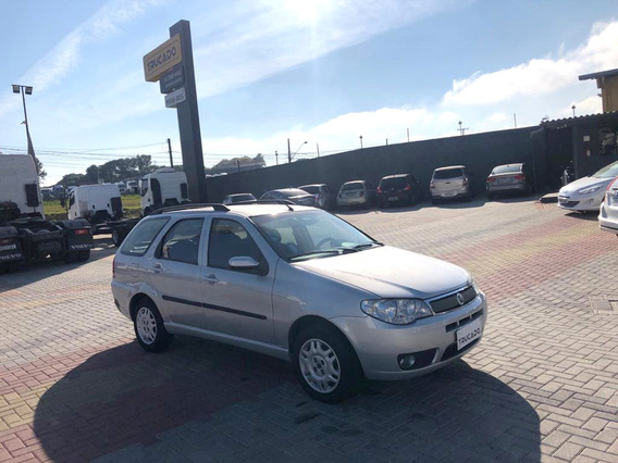 Fiat Palio Weekend Hlx 1.8 2005 Flex = Gol, Gran Tour
