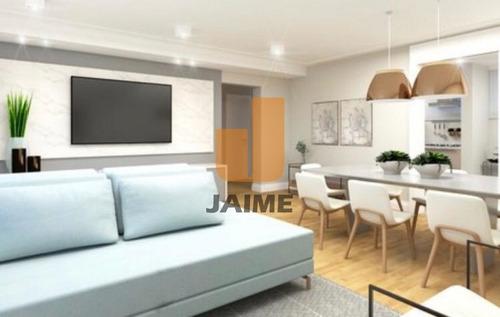 Apartamento Reformado, No Jardim Paulista 137 M2 Com 3 Dormitórios, Sendo 1 Suíte E 1 Vaga! - Bi4236