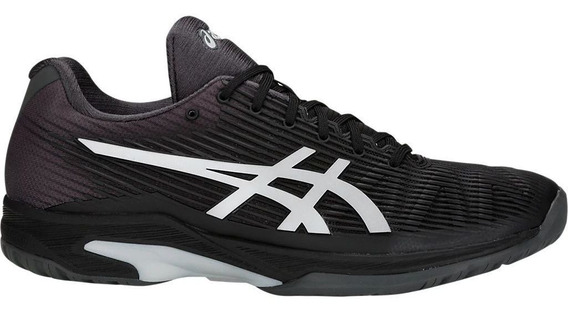 Tênis Asics Gel Solution Speed Ff Preto - Quadra Rápida