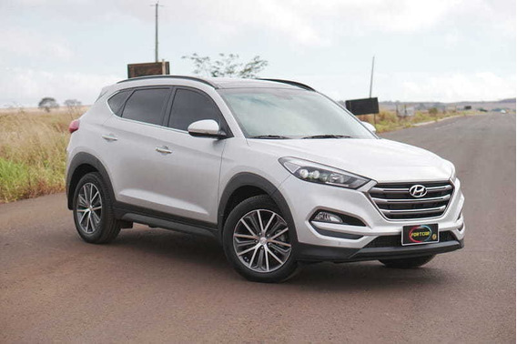 Hyundai Tucson Limited 1.6 Turbo 16v Aut 2019
