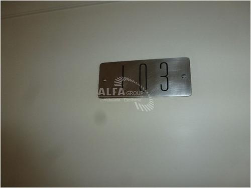 Apartamento En Brava, 2 Dormitorios *-ref:798