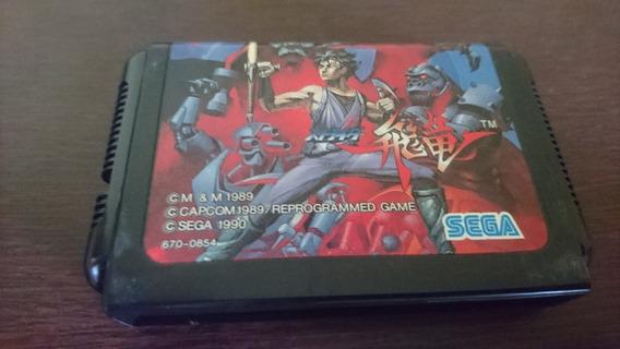 Strider Original Pra Mega Drive/ Sega Genesis