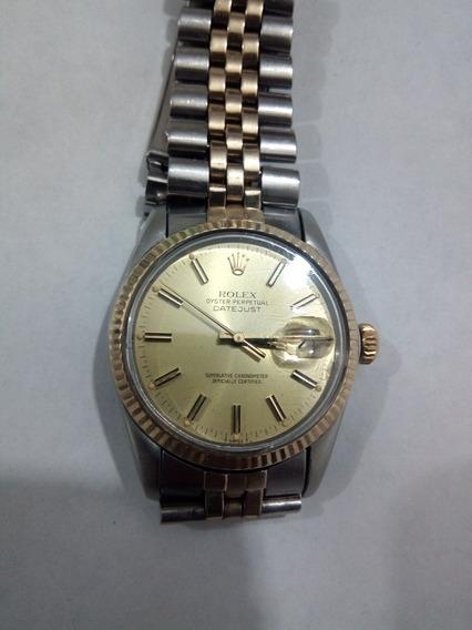 Rolex Original Oyster Perpetual Datejust,oro Acero
