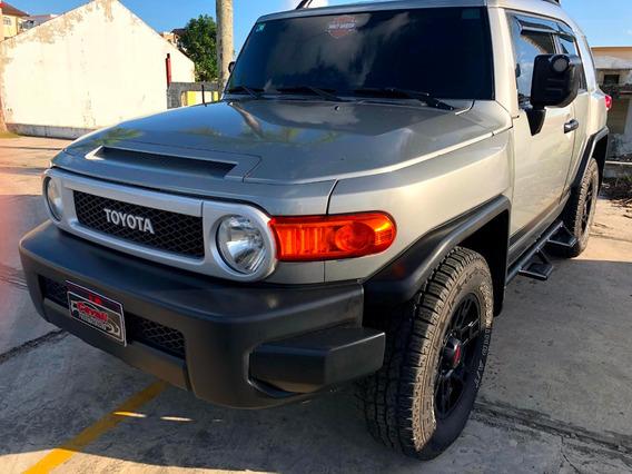 Toyota Fj Cruiser Trd 2010