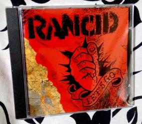 Rancid Lets Go Cd Importado Let