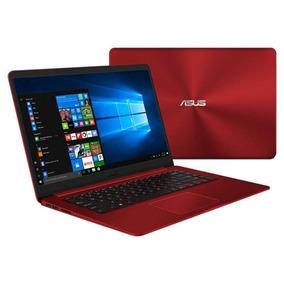 Notebook Asus Vivobook X510ua I7 4gb 1tb 15,6 W10 \ Vermelho