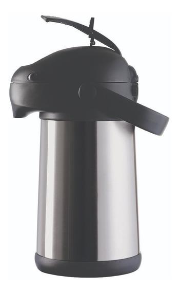 Garrafa Térmica Aço Inox Inquebrável 2,2l