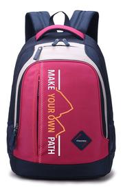 Mochila Discovery Backpack Rosa