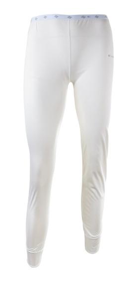 Pantalón Calza Térmica Columbia Mujer Costura Plana Ski