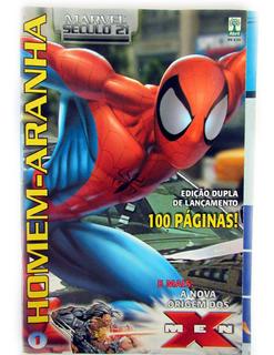 Revista Em Quadrinhos Homem Aranha Número 1 Setembro 2001