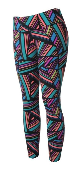 Leggins Deportivo Anticelulitis Push-up Colombiano Ksamu 206