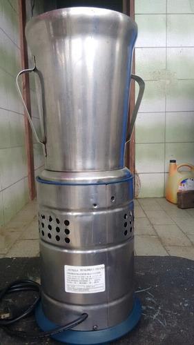 Imagen 1 de 4 de Licuadora Industrial De 4 Litros Marca Metvisa Motor 1/2 Hp