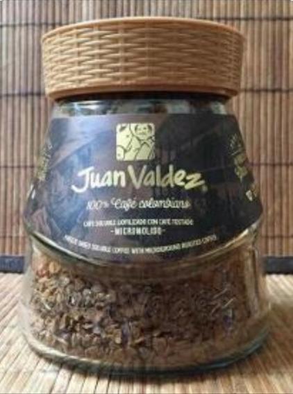 Café Juan Valdez 100% Original.Liofilizado Y Soluble