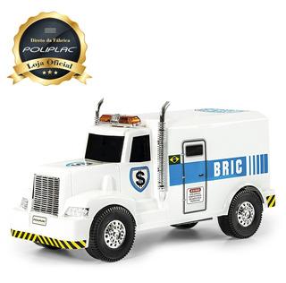 Caminhão Superfrota Cofre Forte - Poliplac® - 4675