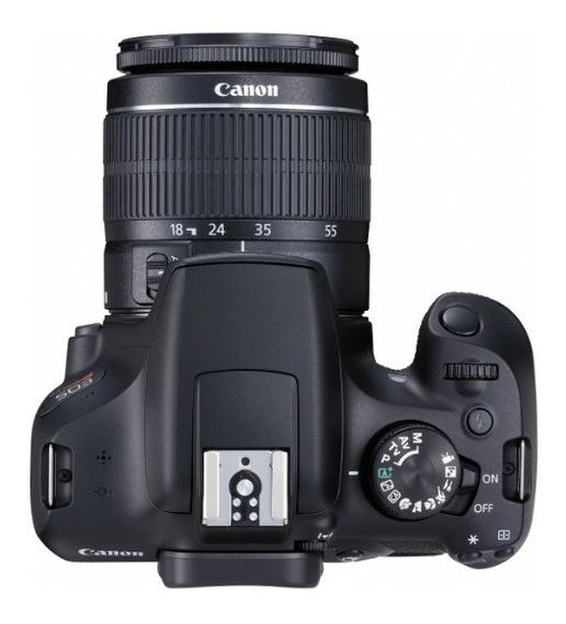 Câmera Eos Rebel T6 Kit
