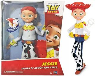 Toy Story Vaquerita Jessie 20 Frases Origina 64074 Bigshop