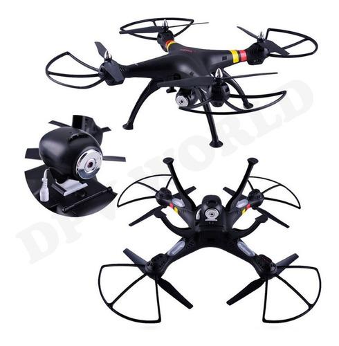 Imagen 1 de 5 de Drone Syma X8c Wifi Camara Tiempo Real Gps Quadcoptero