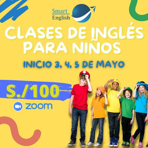 Clases De Inglés Online Grupales E Individuales Niños - Exam