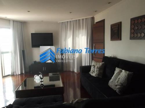 Apartamento Para Venda Em São Bernardo Do Campo, Nova Petrópolis, 2 Dormitórios, 1 Suíte, 2 Banheiros, 2 Vagas - 1193_2-439666