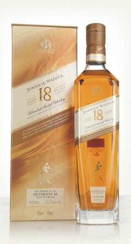 Whisky J. Walker 18 Años  750 Ml