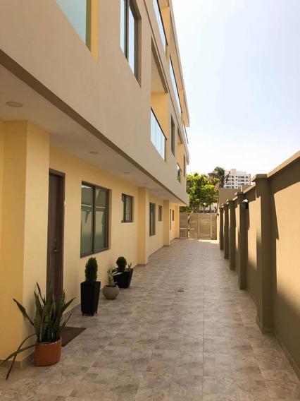 2 Casas En Conjunto Cerrado, 4 Habitaciones Y 4 Baños