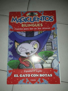 Magicuentos Bilingües-el Gato Con Botas