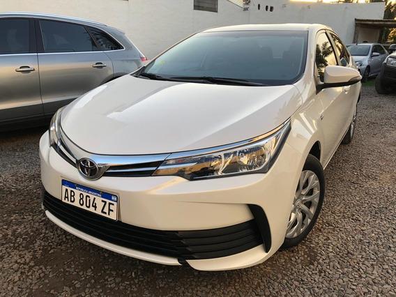 Toyota Corolla 1.8 Xli Mt 140cv Vea El Video