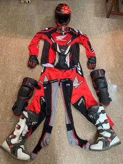 Uniforme De Motocross Y Enduro
