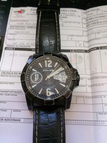 Só Hoje Relógio Police Original Completo Raro Frete Gratis